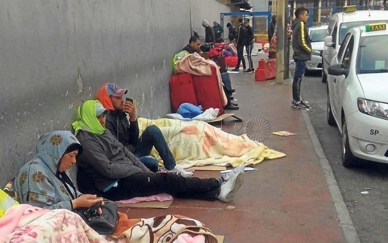المغرب سيفتح أبوابه لعودة المواطنين العالقين في الخارج